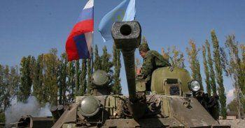 Gürcistan'a gözdağı, Rus ordusuna katıldılar