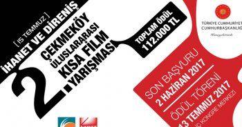 İhanet ve direniş-15 Temmuz'un filmleri Cumhurbaşkanlığı himayesine alındı