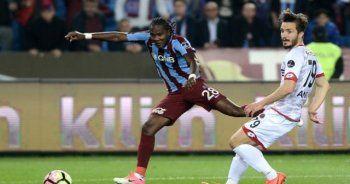 Trabzonspor Gençlerbirliği maçının geniş özeti | MAÇ| KAÇ KAÇ BİTTİ?