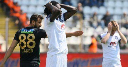 Akhisar: 2 - Başakşehir: 1