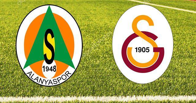 Alanyaspor Galatasaray maçı ne zaman saat kaçta yayınlanacak? ALANYA- GS MAÇI CANLI İZLE