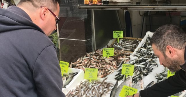 Balık fiyatları Ramazan'da düştü
