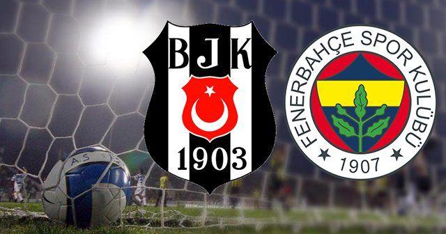Beşiktaş Fenerbahçe derbi maçı ne zaman saat kaçta hangi kanalda? | BJK FB 11'ler belli oldu mu?