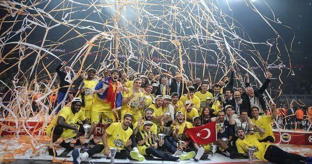 Fenerbahçe ve Olympiakos Basketbol Maçı Kaç Kaç Bitti SKORU