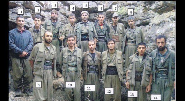 Görese Dağı'ndaki PKK'lı teröristlerin tamamı öldürüldü