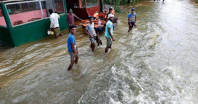 Sri Lanka'da sel felaketi: 146 ölü!