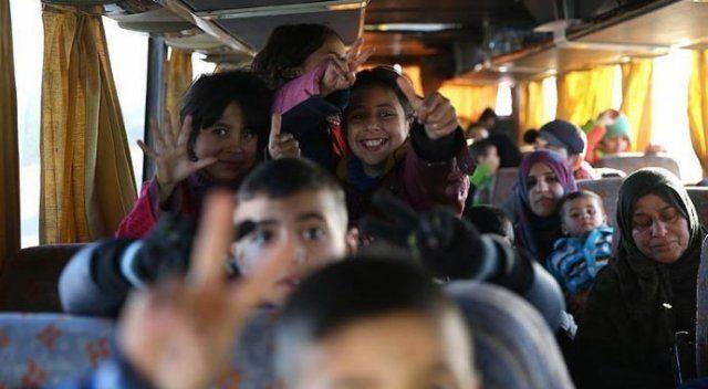 Suriye'de temizlenen bölgede sayı 1 milyona yaklaştı