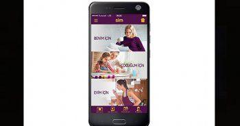 Akıllı telefon uygulaması SiM kadınlara iyi gelecek