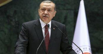Erdoğan: Yüzde 100 yerli otomobilimizi TOBB içerisinden çıkartalım