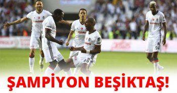 Gaziantepspor Beşiktaş maçı özeti ve golleri ŞAMPİYONLUK MAÇI İZLE   Beşiktaş maçı kaç kaç bitti? (0-4)
