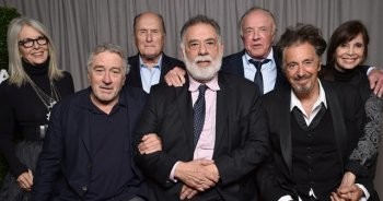 Godfather ekibi 45 yıl sonra bir arada