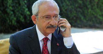 Kılıçdaroğlu'ndan Yeni Şafak'a taziye telefonu