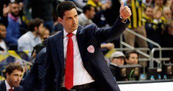 Olympiakos'dan açıklama: Kazandığımız için mutluyum