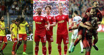 PTT 1.Lig hangi takımlar küme düştü hangi takımlar Play-Off'a kaldı   PTT 1.LİG DÜŞENLER 2017