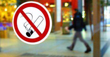 Sigara yasağında yeni gelişme