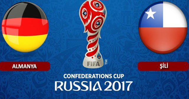 Almanya Şili maçı hangi kanalda TRT SPOR CANLI IZLE | Almanya Şili maçı kaç kaç?