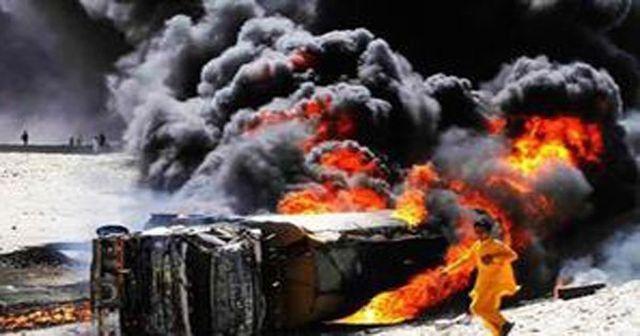 Pakistan'da patlama: 123 ölü, en az 100 yaralı