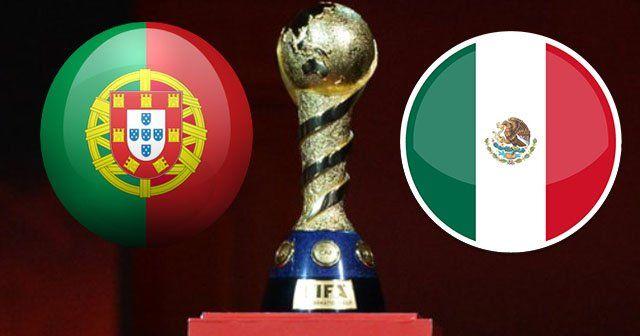 Portekiz Meksika maçı saat kaçta hangi kanalda   Portekiz Meksika CANLI İZLE