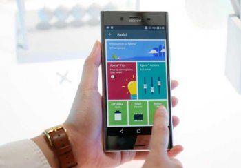 Sony Xperia XZ Premium'dan 4K HD görüntü