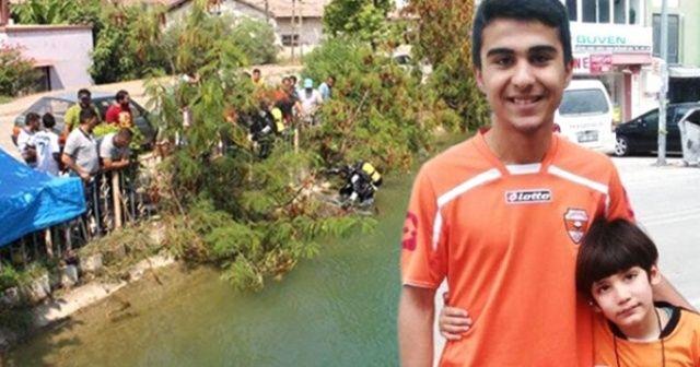 Adanaspor'un genç futbolcusu, sulama kanalında akıntıya kapılarak öldü
