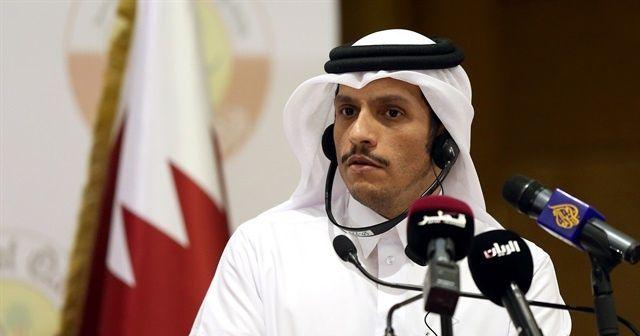 Katar: ABD Körfez krizinin barışçıl yollarla çözülmesini destekliyor