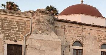 'Yunanistan hükümeti adalardaki camileri çürümeye terk etti'
