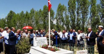 15 Temmuz şehidi Hamuryen mezarı başında anıldı