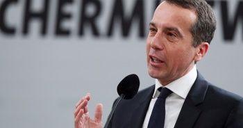 Avusturya Başbakanı Kern'in hedefinde Türkiye var