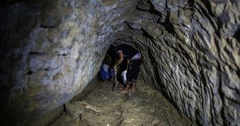İsrail, Gazze Şeridi'ndeki tünelleri kapatıyor