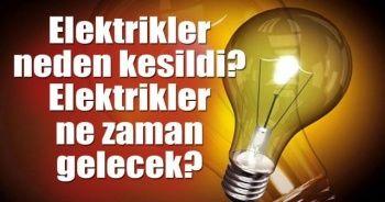 BEDAŞ İstanbul Esenyurt'ta elektrikler ne zaman ve saat kaçta gelecek? Esenyurt elektrik kesinti bilgileri (6-7 NİSAN)