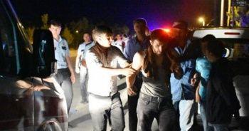 Konya'da kaza sonrası kavga ettiler: 8 yaralı