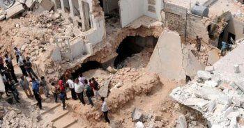 Suriye'de Kur'an kursuna bombalı araçla saldırı: 7 ölü