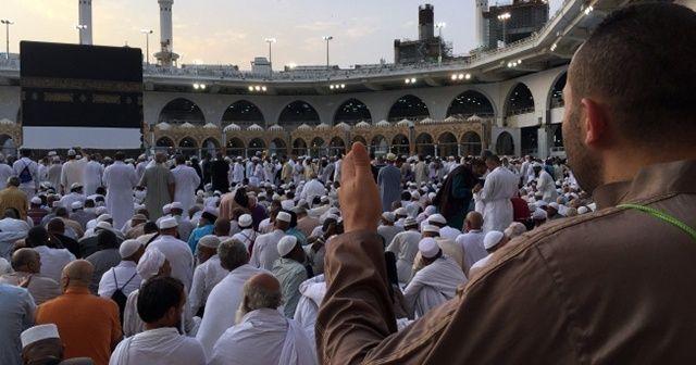 90 bin hacı adayı Mekke'de