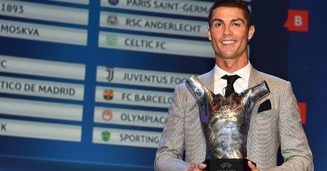 Cristiano Ronaldo:Beşiktaş'ı takip ediceğim