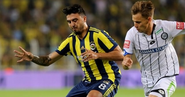 Fenerbahçe, Sturm Graz Maçı Geniş Özeti Golleri ve Detayları | ( FB STRUM GRAZ ÖZET) 1-1