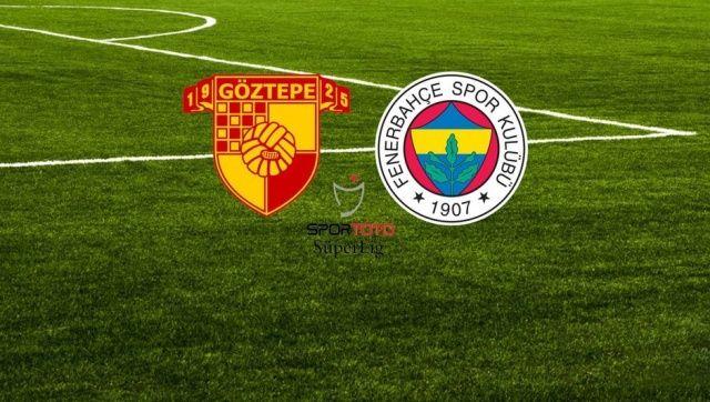 Göztepe Fenerbahçe Bein sports Canlı izleme yolları! Göztepe maç canlı skoru kaç kaç