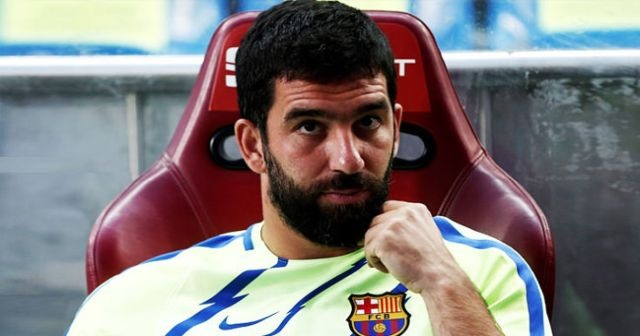 Süper Kupa maçında Arda Turan yok!