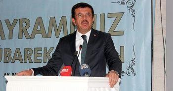Bakan Zeybekci, 'Ağustos ayı ihracat rakamları iki katına çıkacak'