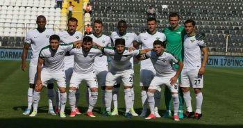 Akhisar Belediyespor'un Süper Lig'deki 6. sezonu