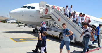 Batman-İzmir uçak seferleri başladı