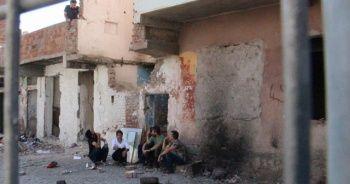 HDP'li vekiller oturma eyleminde yalnız kaldı