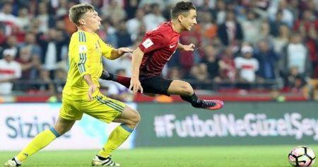Ukrayna Türkiye Maçı Kaç Kaç Bitti? Ukrayna Türkiye Maçı Geniş özeti ve golleri