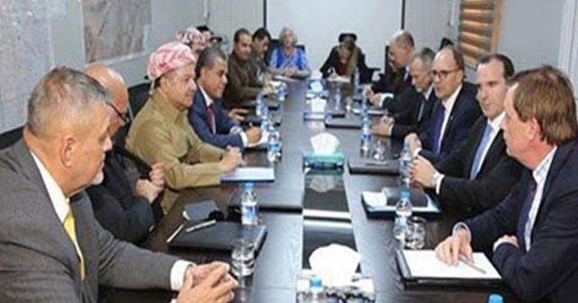 Barzani: Alternatif teklifi değerlendireceğiz