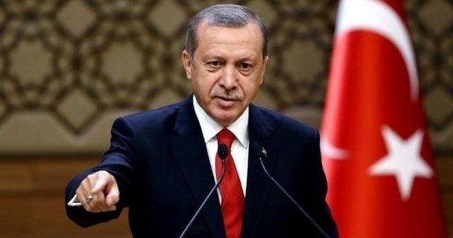 Cumhurbaşkanı Erdoğan'dan Muharrem ayı mesajı