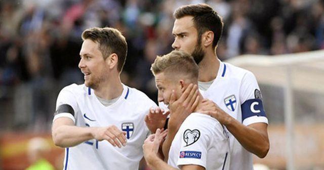 İzlanda'ya Finlandiya şoku!