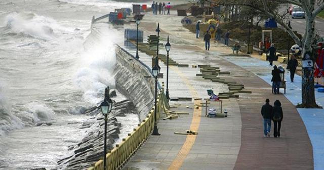 Marmara'ya tsunami erken uyarı sistemi