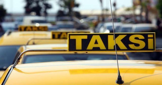 Taksimetre ücretlerine zam