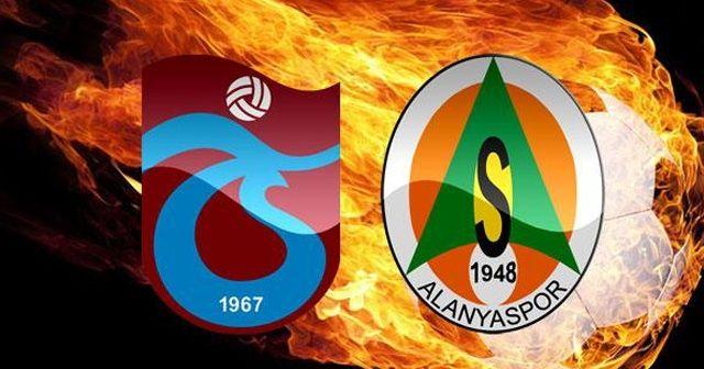 Trabzonspor Alanyaspor maçı geniş özeti golleri ve detayları 3:4 | TS Alanya maçı özet