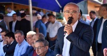 Bakan Elvan: Dünya katliama sessiz kalıyor