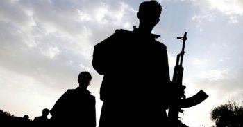 Örgütten kaçan bir terörist güvenlik güçlerine teslim oldu